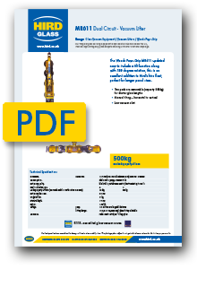 mr611-vacuum-lifter-product-specification