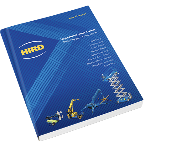 Hird Main Brochure