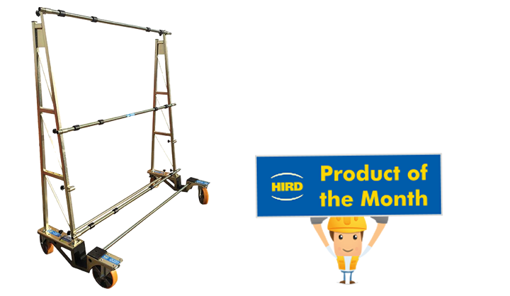 product of the month a frame glass trolleys
