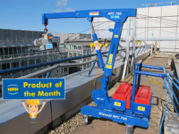 Wienold MFC 750 - Mini Floor Crane - BBC