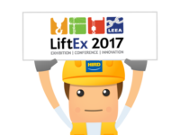 Hird Takes Innovating Lifting Solutions to LiftEx 2017