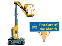 Haulotte Star 10 Personnel Boom-product-of-the-month