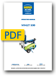 winlet-350-glazing-robot-operator-manual