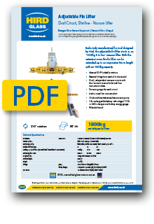 Fin_lifter-vacuum-lifter-product-specification