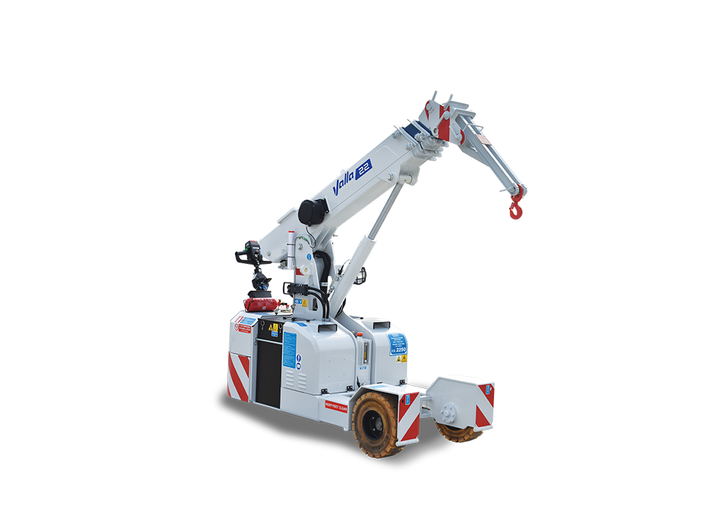 Manitex Valla - 22E - Pick and Carry Crane