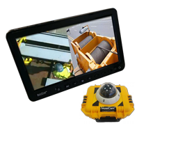 Hird Hoist Cam Screen and Camera