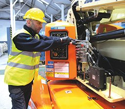 Hird Servicing an Maintenance Services for Machinery