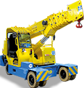 Valla 120ES Mini Crane