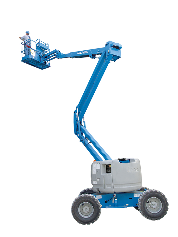 genie boom lift service manual