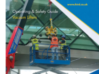 operator safety guide - vacuum lifters