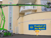 Product of the Month – Niftylift HeightRider 21 4×4 (AWD)