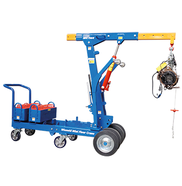 Product of the Month - MFC 750K-mini-floor-crane