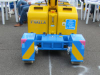 Valla 25EL with two-tonne electric braking system