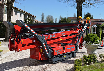 hinowa-26.12-IIIS-spider-boom-unrivalled-turning-circle