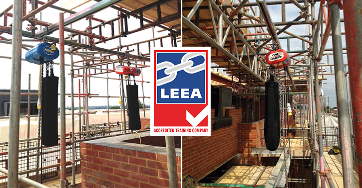 LEEA-material-hoist-training-course_Hird-Training
