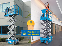 Product of the Month – Genie GS 1932 Scissor Lift