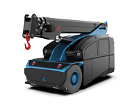 "UK gets first look at ""futuristic"" new Valla crane at Vertikal"