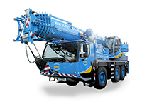 Hird boosts mobile crane hire capability with new Liebherr