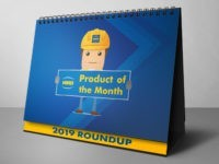 Product of the Month 2019 Roundup