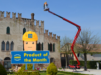 testProduct of the Month – Hinowa Lightlift 26.14 Performance IIIS