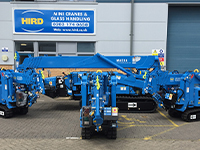 Hire Maeda Mini Cranes from Hird