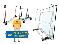 Product of the month – Plate Glass Trolleys