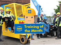Hird Training Focus – A66 Compact Crane