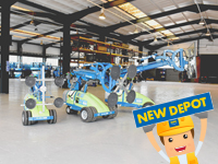 Hird expands with opening of new West Midlands depot