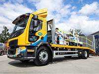 Hire and sales growth drives delivery fleet expansion