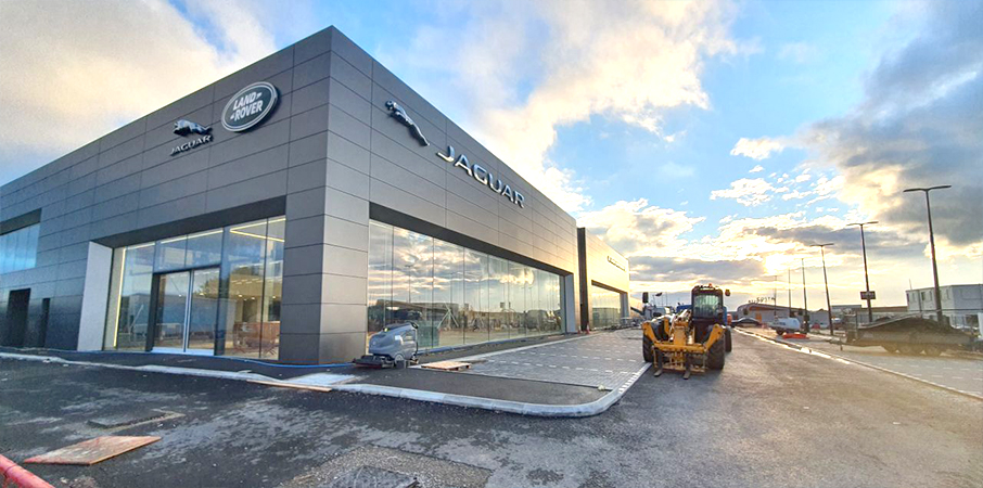 jaguar landrover dealership bristol