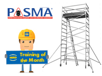 Training Focus – PASMA towers for users course