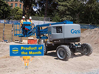 Product of the Month – Genie Z45/25 XC boom lift