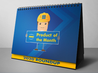 Product of the Month 2020 Roundup