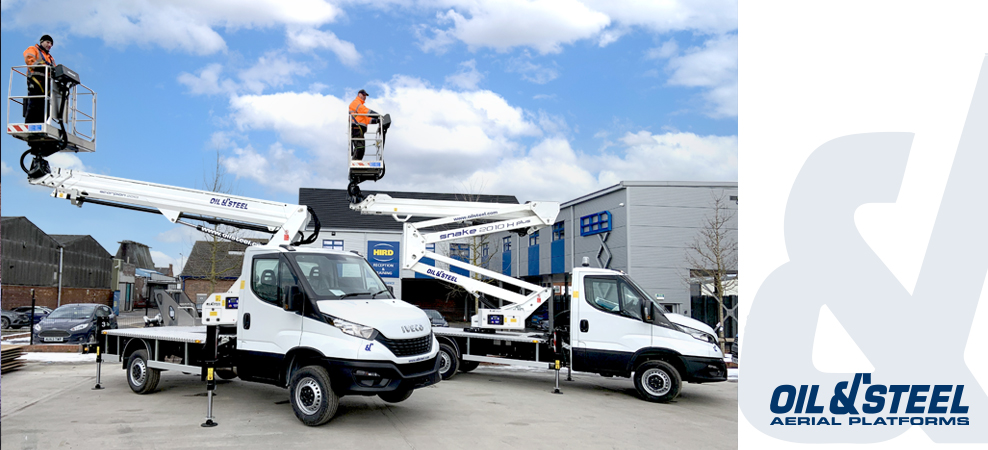 Oil and Steel - Truck Mounted Aerial Platforms - HIRD