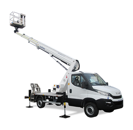 scorpion 2013 truck mounted platform - product of the month