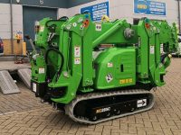 Hird leads electric lifting revolution with all-electric spider crane