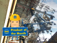 Product of the Month – GML Counterbalance Floor Cranes